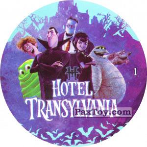 PaxToy.com - 1 Hotel Transylvania из Chipicao: Монстры на каникулах 3