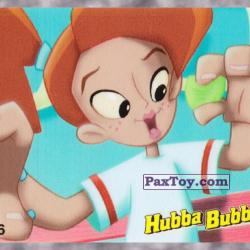 PaxToy 1 из 6 Девочка держит Hubba Bubba Lively Lime (Веселые Пузыри [Ukraine])