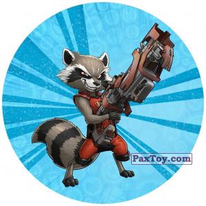 PaxToy.com - 10 Енот Ракета (Сторна-back) из