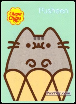 PaxToy.com - 10 Pusheen в корзинке из Chupa Chups: Pusheen