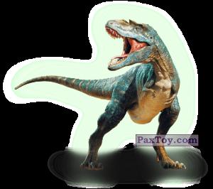 PaxToy.com - 11 Тиранозавр (Сторна-back) из