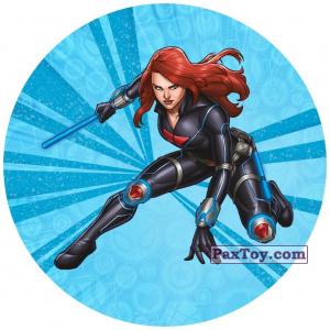 PaxToy.com - 12 Черная Вдова (Сторна-back) из