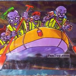 PaxToy 12 Скелеты на групповом рафтинге