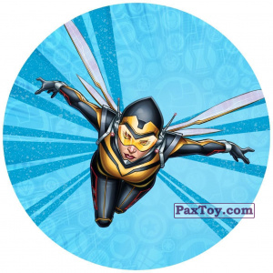 PaxToy.com - 13 Оса (Сторна-back) из