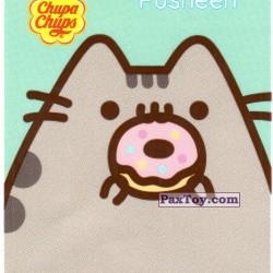 PaxToy 14 Pusheen кушает один пончик