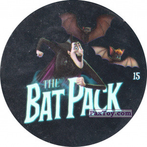 PaxToy.com - 15 Dracula - The BatPack из Chipicao: Монстры на каникулах 3