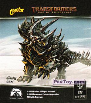 PaxToy.com - 16 Slug - Слаг из Cheetos: Transformers - Age of Extinction.