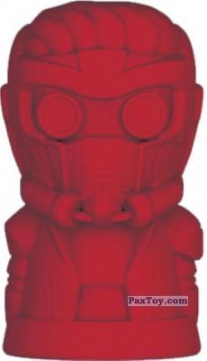 PaxToy.com - 16 Звездный Лорд из Пятёрочка: Ластики Стиратели Marvel