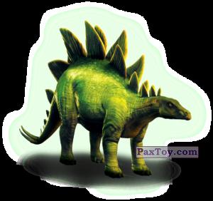 PaxToy.com - 19 Стегозавр (Сторна-back) из