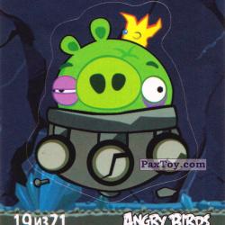PaxToy 19 из 21 Mine Pig (Cheetos Stickers Angry Birds 1)