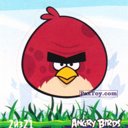 PaxToy 2 из 21 Terence (Cheetos Stickers Angry Birds 1)