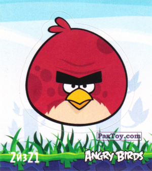 PaxToy.com - 2 из 21 Terence из Cheetos: Stickers Angry Birds 1