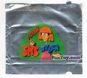 PaxToy 2005 Смешные карикатуры с надписями (Second edition)   Наклейка