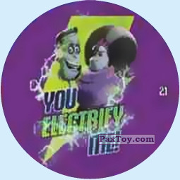 PaxToy.com - 21 YOU ELECTRIFY ME! из Chipicao: Монстры на каникулах 3