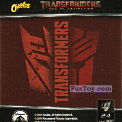 PaxToy 24 Decepticons and Autobots   Десептиконы и Автоботы