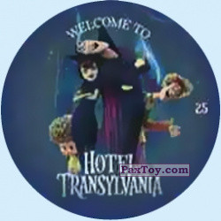 PaxToy 25 Welcome to Hotel Transylvania