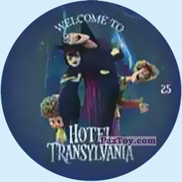 PaxToy.com - 25 Welcome to Hotel Transylvania из Chipicao: Монстры на каникулах 3