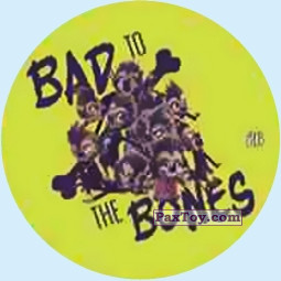 26 BAD to the BONES