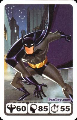 PaxToy.com - 28 Batman - Nestle - Justice League из Nesquik: Карточки Лига Справедливости от Несквик