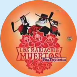 28 LOS MARIACHIS MUERTOS