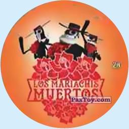 PaxToy.com - 28 LOS MARIACHIS MUERTOS из Chipicao: Монстры на каникулах 3