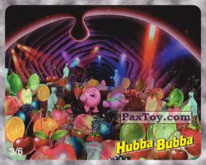 PaxToy.com - 3/6 Фруктовая вечеринка из Hubba Bubba: Веселые Пузыри на Вечеринке (Ukraine)