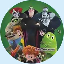 PaxToy.com - 31 Draculas Friends из Chipicao: Монстры на каникулах 3