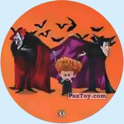 PaxToy.com  Фишка / POG / CAP / Tazo 33 Boys из Chipicao: Монстры на каникулах 3