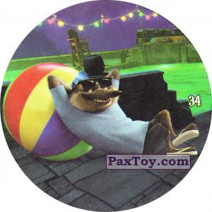 PaxToy.com - 34 Wayne - Отдыхает из Chipicao: Монстры на каникулах 3