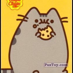 PaxToy 5 Pusheen откусил печеньку