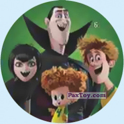 PaxToy 6 Draculas Family
