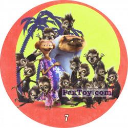 PaxToy 7 Werewolf Family