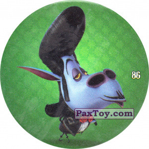 PaxToy.com - 86 El Chupacabra - Элвис из Chipicao: Монстры на каникулах 3