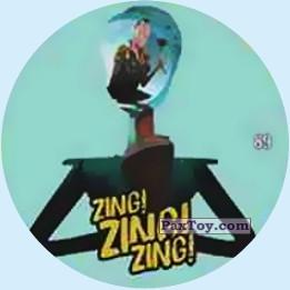 PaxToy.com - 89 Zing! Zing! Zing! из Chipicao: Монстры на каникулах 3