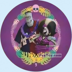 PaxToy 9 Frankensteins Family