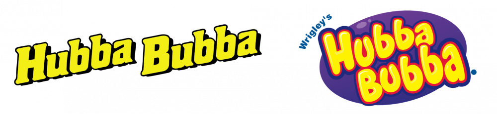 PaxToy Hubba Bubba historisch logo+logo new