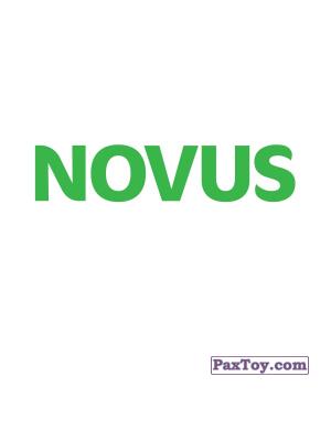 PaxToy Novus logo tax