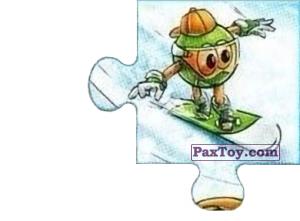 PaxToy.com - Пазл 03 - команда «Глобус» из Глобус: Собери всю команду «Глобус»