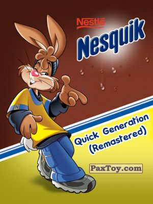 PaxToy Nesquik: Quick Generation (Remastered)