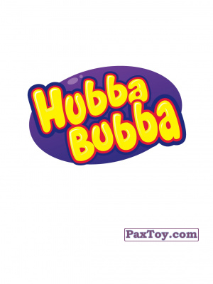 PaxToy hubba bubba logo tax