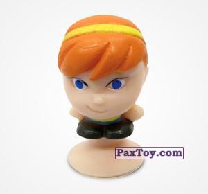 PaxToy.com - 10 Эйприл О'Нил из Choco Balls: Черепашки-ниндзя