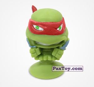 PaxToy.com - 14 Рафаэль из Choco Balls: Черепашки-ниндзя