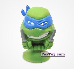 PaxToy.com - 16 Леонардо из Choco Balls: Черепашки-ниндзя