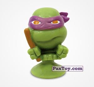 PaxToy.com - 3 Донателло из Choco Balls: Черепашки-ниндзя