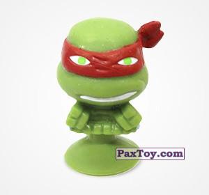 PaxToy.com - 4 Рафаэль из Choco Balls: Черепашки-ниндзя