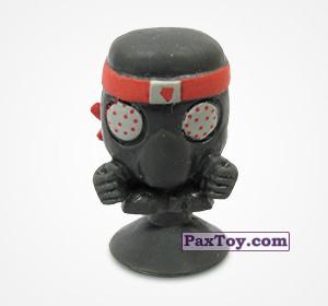 PaxToy.com - 7 Солдат клана Фут из Choco Balls: Черепашки-ниндзя