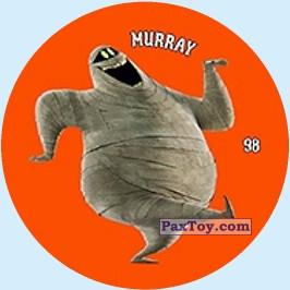 PaxToy.com - 98 MURRAY - METAL TAZO из Chipicao: Монстры на каникулах 3