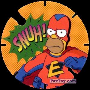 PaxToy.com - 02 Homer Everyman - SNUH! из Cheetos: Bartman TAZO (Spain)