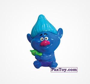 PaxToy.com - 03 Здоровяк из Choco Balls: Тролли