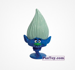 PaxToy.com - 07 Алмаз из Choco Balls: Тролли